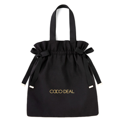 COCO DEAL RIBBON TOTE BAG BOOK 【付録】 2WAYリボントートバッグ